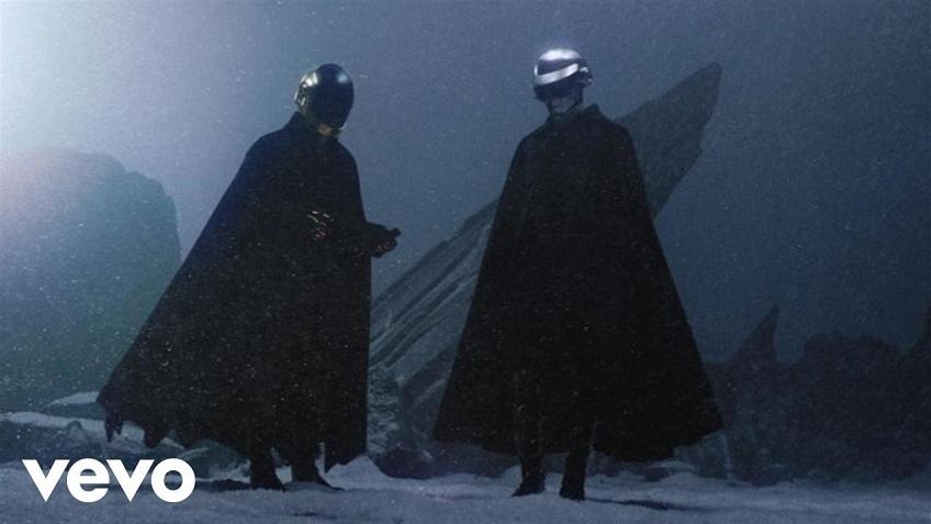 Daft Punk появились в новом клипе The Weeknd «I Feel It Coming»