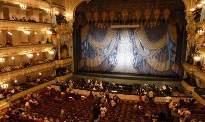 В Мариинском театре покажут балет на музыку Daft Punk