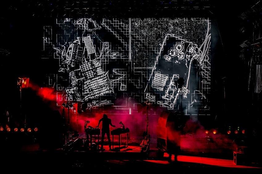 Richie Hawtin представит новое аудиовизуальное шоу «CLOSE» на фестивале Coachella
