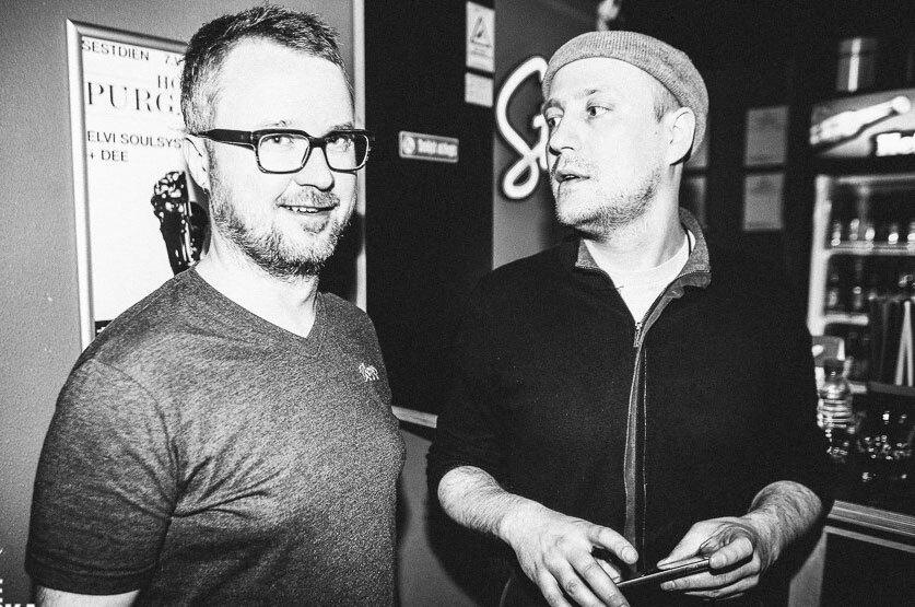 Taran & Lomov записали первый промо-микс для клуба Teritorija