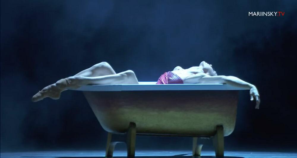 Смотрите спектакль «Мечтатели» на музыку Daft Punk в Мариинском театре
