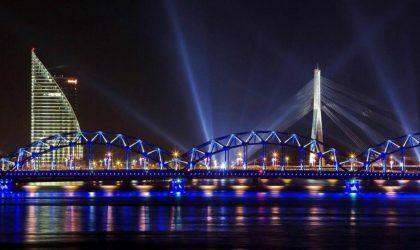 Клубная афиша (Рига, Елгава) / 15-17 ноября