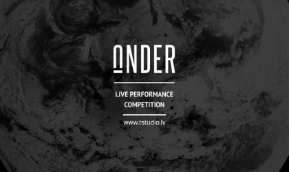 Фестиваль UNDER и магазин T Studio объявили конкурс лайв-перфомансов