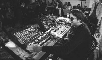 Как участники Dirty Deal Audio в пивоварне побывали