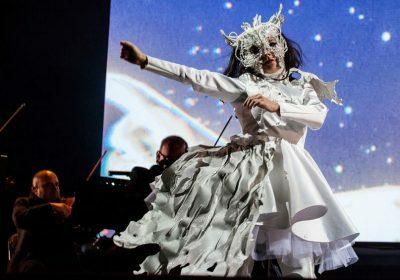 Björk сыграет диджейский сет в первую ночь фестиваля Sónar 2017