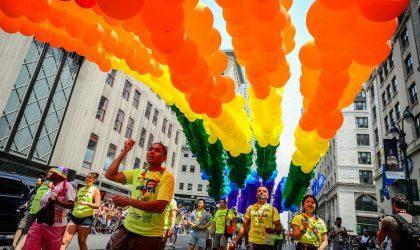 Нью-йоркский прайд этого года будут транслировать по ТВ