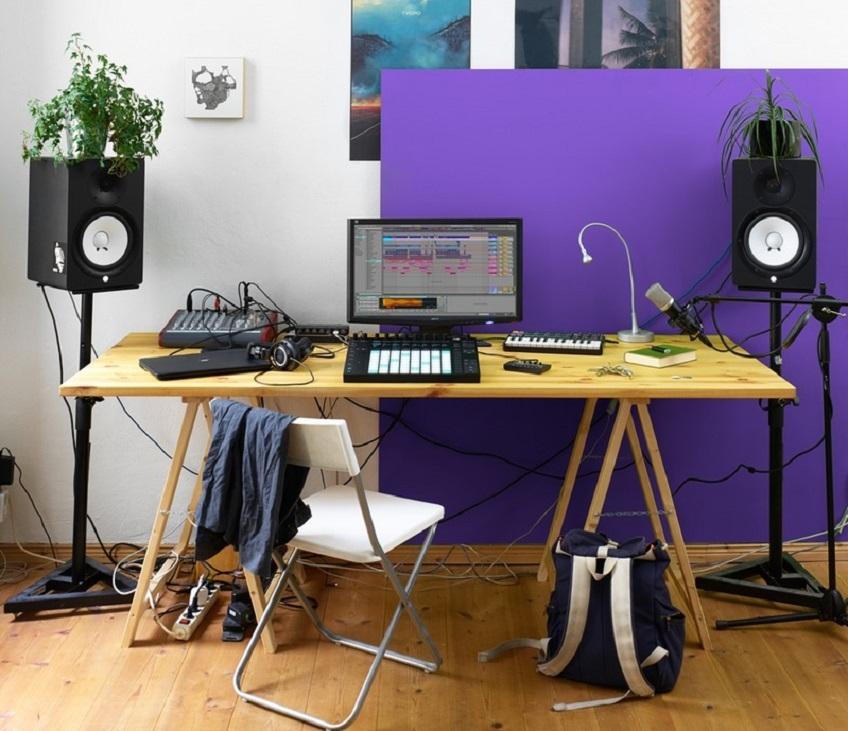 На новом сайте Ableton учит основам музыкального продюсирования