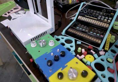 На Sónar 2017 показывали музыкальные инструменты, созданные на 3D-принтере