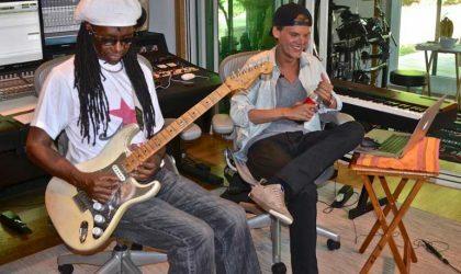 Nile Rodgers пригласил Avicii поработать над новым альбомом Chic