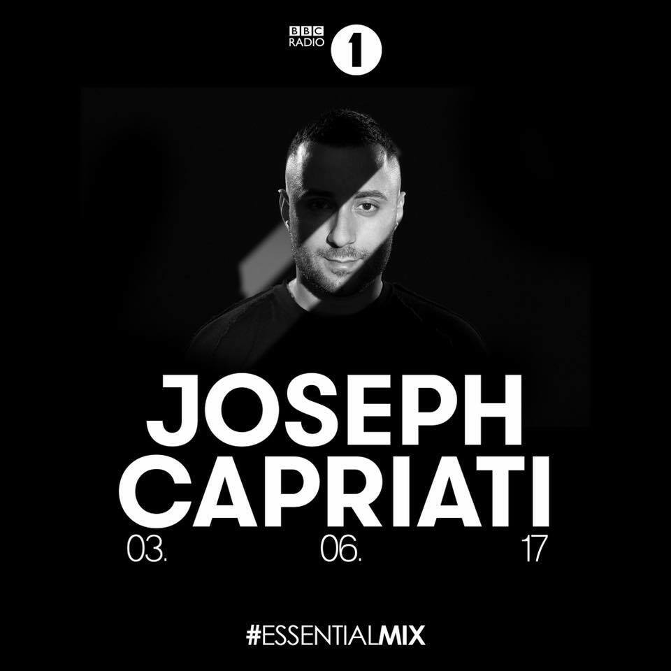 Итальянец Joseph Capriati выступил с Essential Mix