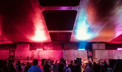 Фотографии: опен-эйр Under The Bridge под Южным мостом 10 июня