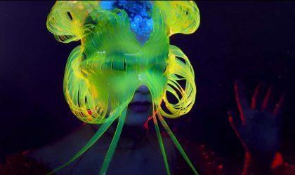 Björk выпустила новое, зловещее видео к песне «Notget»