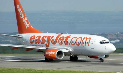 Рейс easyjet из Манчестера совершил экстренную посадку из-за пассажиров, употреблявших кокаин в туалете
