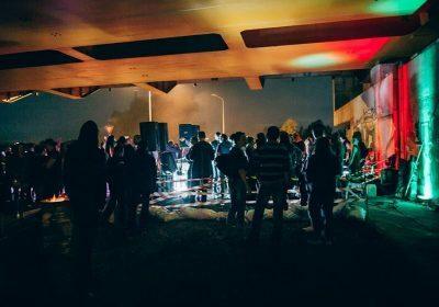 В субботу под Южным мостом в Риге сыграют более 20 диджеев