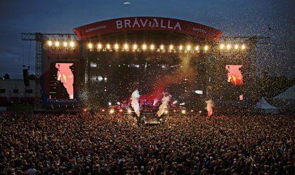 После многочисленных сексуальных посягательств отменен шведский фестиваль Bråvalla