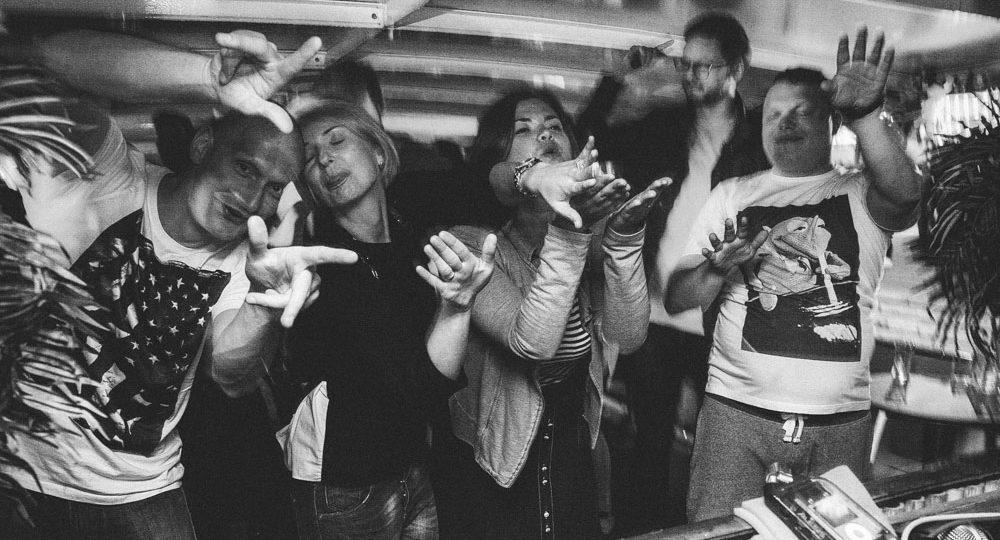 Как это было: фото с Amber Muse's Das Boot с участием Roberto Rodriguez