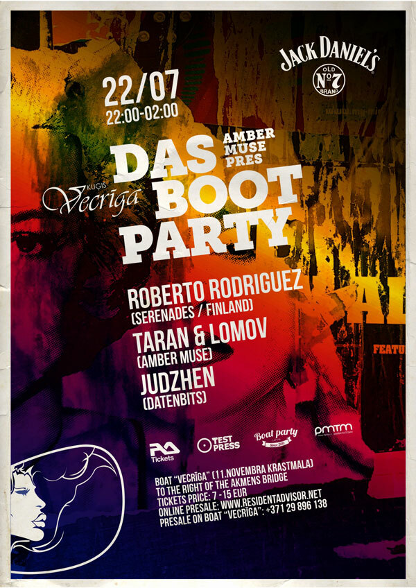 Das Boot with Roberto Rodriguez