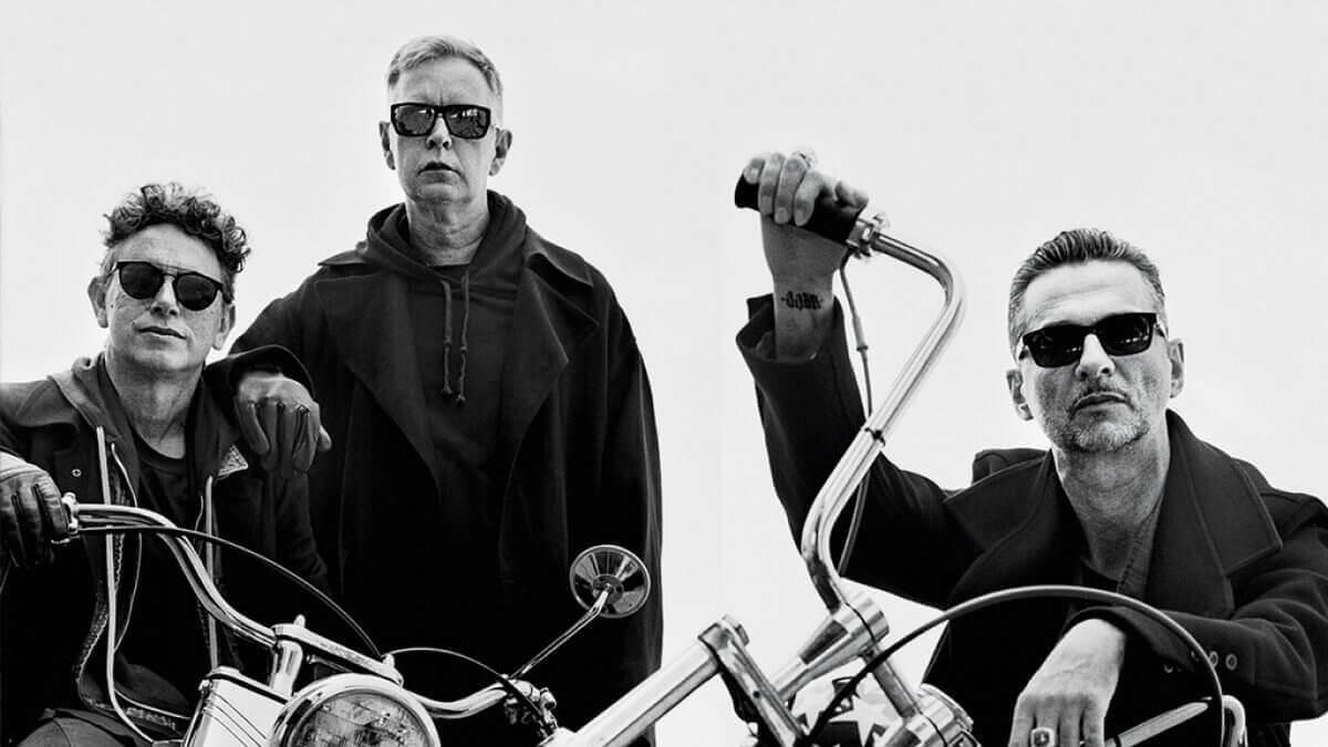 Depeche Mode вернется в Ригу в феврале 2018 года
