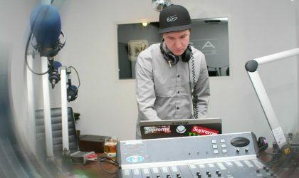 Dope from Above записал получасовой артистический микс