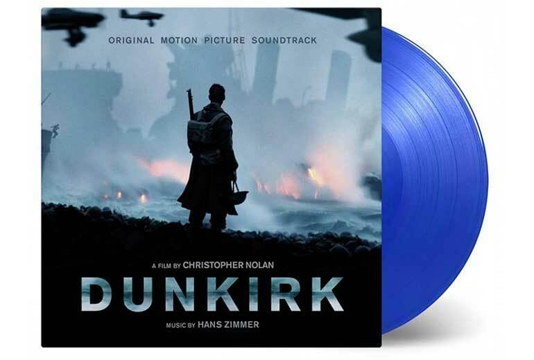 Саундтрек фильма «Дюнкерк» выйдет на пластинке ограниченным тиражом