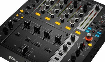 Pioneer DJ анонсировала новый четырехканальный микшер DJM-750MK2
