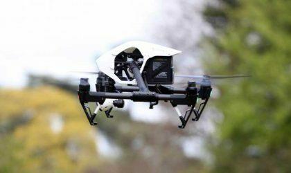 Для борьбы с нелегальными рейвами британская полиция использует дронов