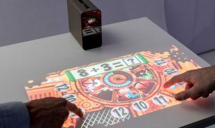 Проектор Sony Xperia Touch превращает любую поверхность в сенсорный экран