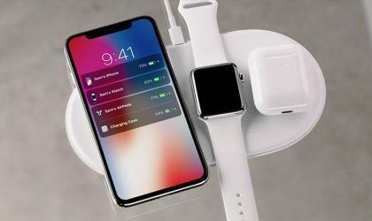 Apple представила новый iPhone X с дисплеем во всю переднюю панель