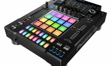 Pioneer DJ выпустил перфоманс-семплер DJS-1000