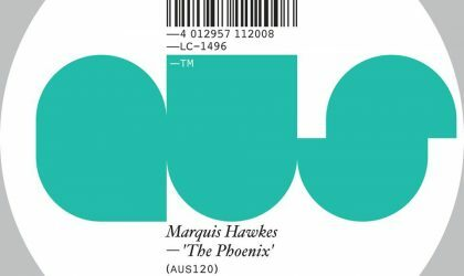 Marquis Hawkes – The Phoenix EP (Aus Music)