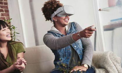 Шлем виртуальной реальности Oculus за 200 долларов будет работать без компьютера или смартфона