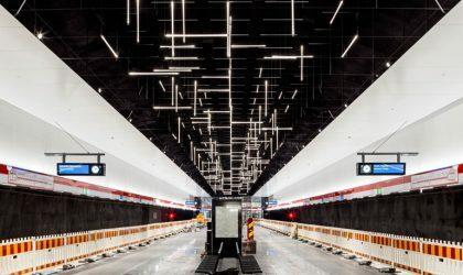 Сооснователь Sähkö Recordings стал дизайнером станции финского метро