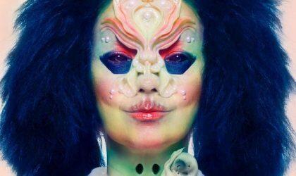 Björk показала обложку своего будущего альбома «Utopia»