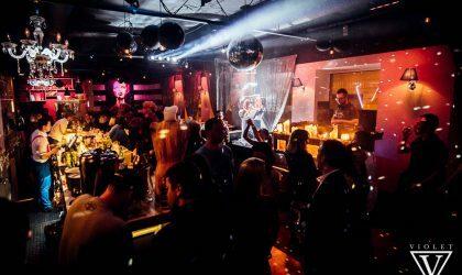 Смотрите, как прошла вечеринка Amber Muse's Discoteka Assorti в клубе Violet