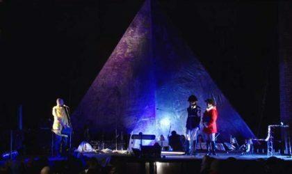 В Риге показали «техно-оперу»