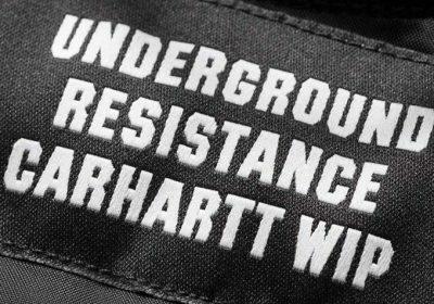 Underground Resistance в сотрудничестве с Carhartt выпустит линию одежды