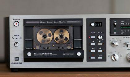 В Британии удвоились продажи музыки на кассетах