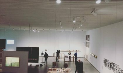 В Латвийском Национальном художественном музее открылась выставка «Тебе пришло 1243 новых сообщения» о жизни до интернета