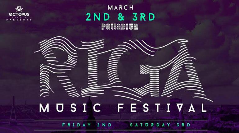 В марте 2018 года латвийскую столицу ждет Riga Music Festival