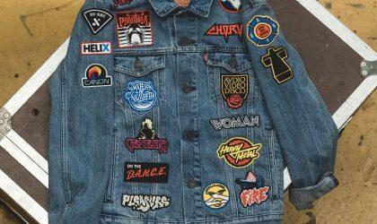 Levi's выпустила джинсовую куртку Justice