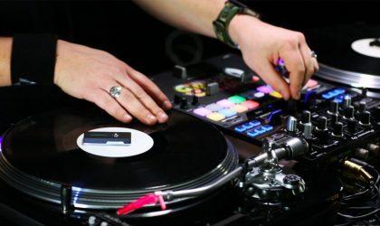 Новый гаджет позволит играть пластинки и скретчить без тонарма