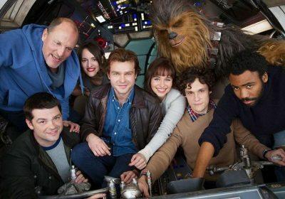 Смотрите трейлер фильма «Соло: Звёздные войны. Истории»