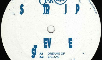 Strip Steve – Shy Funk EP (Clone Royal Oak)