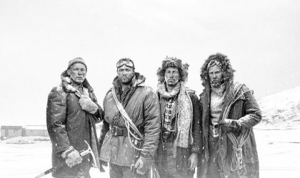 Латвийские геологи отправятся в Антарктиду. Смотрите фото