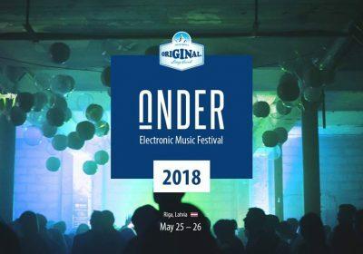 Фестиваль UNDER 2018 объявил первые имена участников