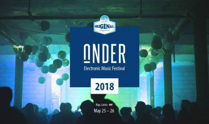 Названы имена всех участников фестиваля UNDER 2018. Среди новых хедлайнеров – Shlomo и Throwing Snow