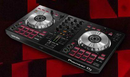 Pioneer в сотрудничестве с DJ Jazzy Jeff выпустила новый контроллер для Serato