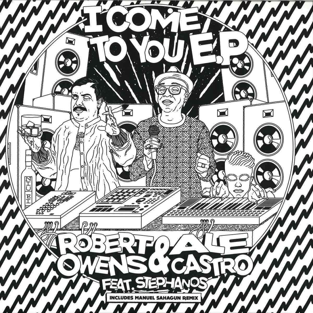 Robert Owens & Ale Castro feat. Stephanos – I Come To You EP (Love & Loops Records)