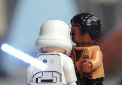 На YouTube опубликовали Lego-версию поединка между Финном и штурмовиком