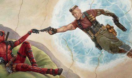Смотрите финальный трейлер «Deadpool 2», который полон экшена и юмора